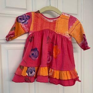 Indygo Artwear handpainted dress